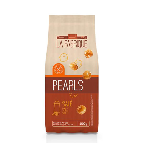 Slane kroglice brez glutena La Fabrique, 100 g