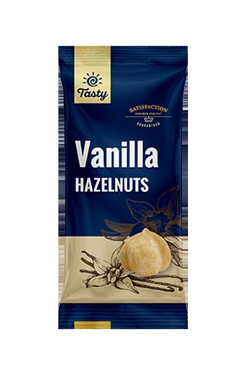Lešniki z vaniljo TASTY,  60 g