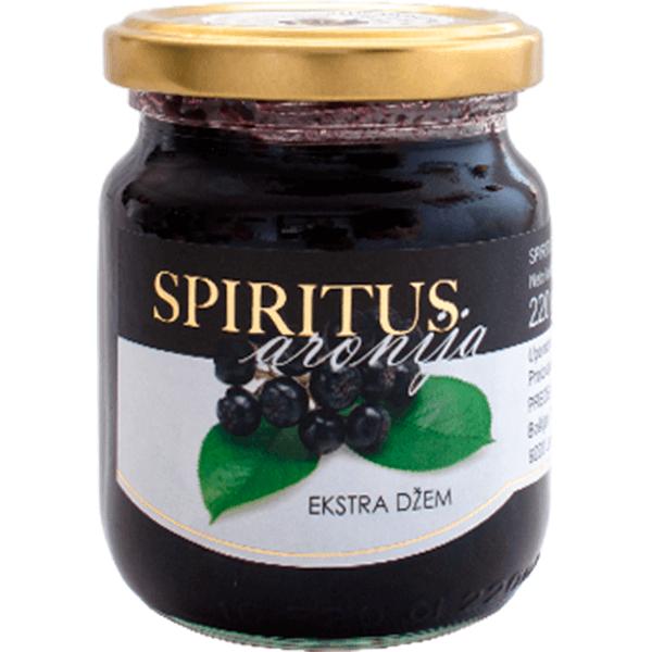 Aronija ekstra džem Spiritus, 220 g
