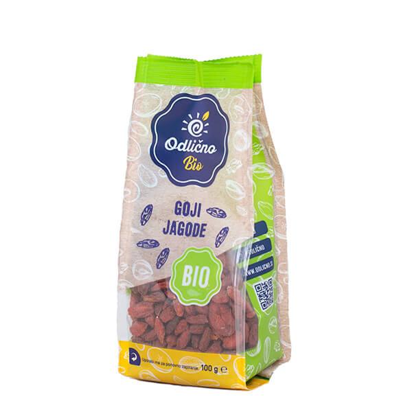 BIO goji jagode bioOdlično, 100g