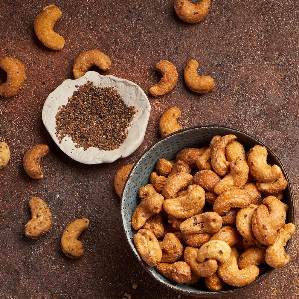 Indijski oreščki s tartufi Tasty, 150 g
