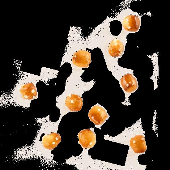 Brezglutenske slane kroglice 500 g