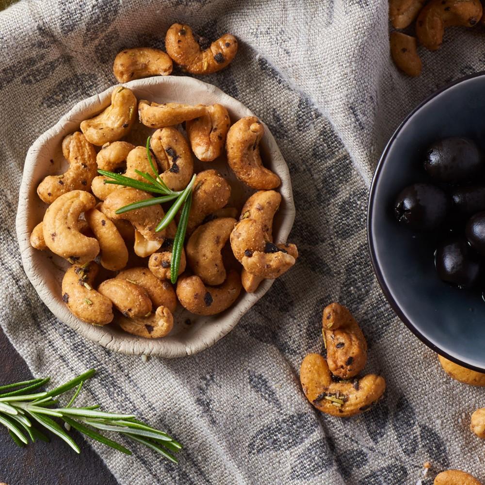 Indijski oreščki po toskansko Tasty, 60g