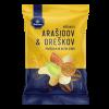 Mešanica arašidov & oreškov, praženih in nesoljenih Odlično, 150 g