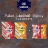 Paket JABOLČNIH ČIPSOV z OKUSOM